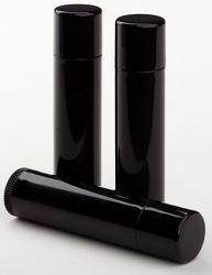 .15 oz Black Lip Tube & Cap Set
