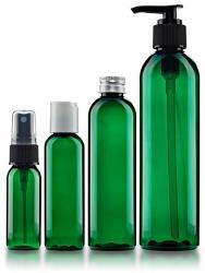 2 oz Green Bullet Bottle