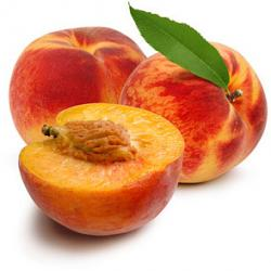 Juicy Peaches - Unsweetened Flavor Oil 17943