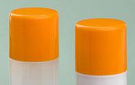 Lip Tube Cap: Orange