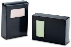 Lg Soap Box: Black Rectangle