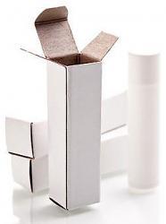 Lip Tube Box: White