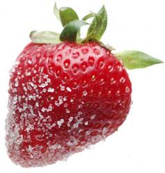Sugared Strawberries - Unsweetened Flavor Oil 17964