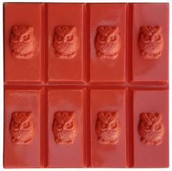 Owls Tray Soap Mold: 8 Bar