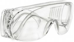 Soap Making Safety Glasses: Clear