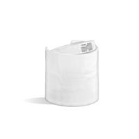 24/410 Disc Caps - White
